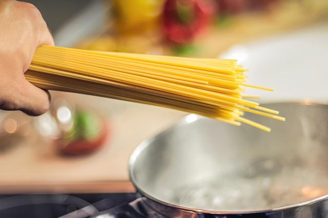 pasta italiani cibo alimento